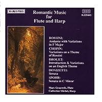 Romantic Music for Flute&Harp