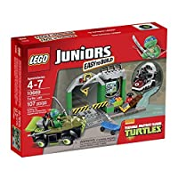 LEGO Juniors Turtle Lair 10669 Building Set [並行輸入品]