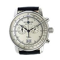 ツェッペリン ZEPPELIN クオーツ メンズ 腕時計 7690-1 シルバー[逆輸入品][wimp]