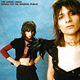 Songs For The General Public [解説・歌詞対訳 /ボーナストラック収録 / 国内盤] (4AD0229CDJP)