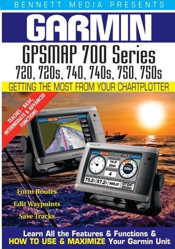 Garmin Gps Map 720 720s 740 740s 750 750s [DVD] [Import]