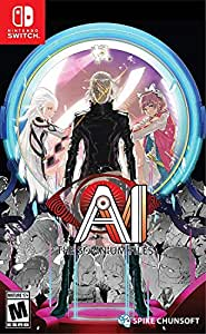 AI: The Somnium Files Standard Edition (輸入版:北米) – Switch