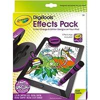Crayola DigiTools Glitter色変更効果創造性パック