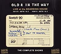 Live at the Boarding House by Old & In the Way (2014-05-03)