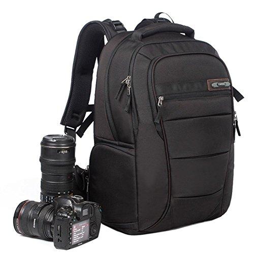 TMJJ レディーズ カメラバッグ リュック DSLR専門性な一眼レフ pcバッグ 大容量 多機能 ...