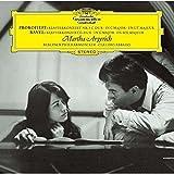 ラヴェル:ピアノ協奏曲ト長調/プロコフィエフ:ピアノ協奏曲第3番(SHM-CD)