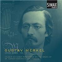 Merkel: Organ Works Vol. II (2009-08-17)