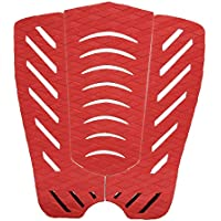 Docooler 3個セット サーフボード トラクション テール パッド サーフ デッキ ストンプ パッド 滑り止め サーフィン用 ウォータースポーツ用品