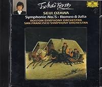 Symphony no. 5 / Romeo & Juliet by Boston Symphony Orchestra