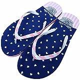 (オリーブデオリーブ) OLIVE des OLIVE女の子用 ハート柄 ビーチサンダル 足の裏にフィット 38860506