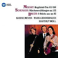 モーツァルト:ケーゲルシュタット・トリオ/ブルッフ:8つの小品/シューマン:おとぎ話