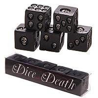 Skull Dice set of 5