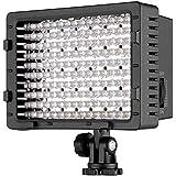 NEEWER CN-160 LED ビデオライト 160球のLEDを搭載