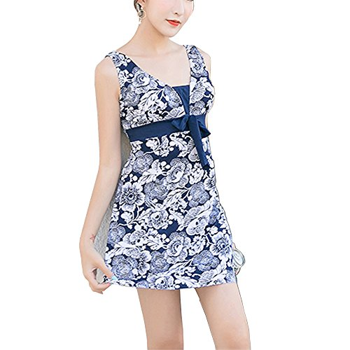 Flower floral swimwear fashionable Maternity Swimwear one-piece pregnant women plump Awesome! ! Original 2017 [Awesome !!]
