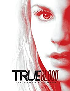 True Blood: The Complete Fifth Season [DVD] [Import]