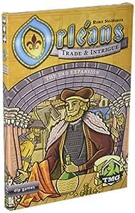 Tasty Minstrel Games TTT4005 Orleans Trade & Intrigue Games
