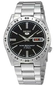 [セイコー]SEIKO 腕時計 SEIKO 5(セイコー ファイブ) オートマチック デイデイト 逆輸入 海外モデル 日本製 SNKE01JC メンズ 【逆輸入品】