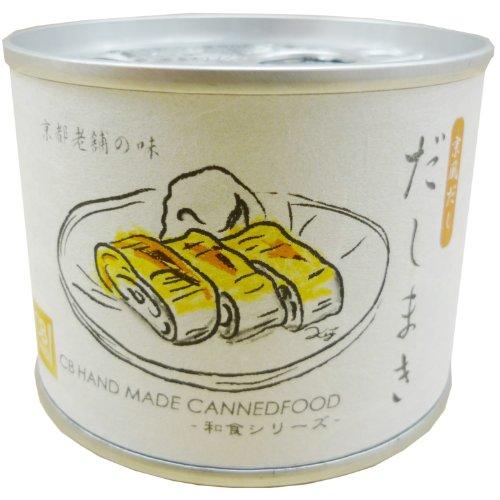 和風シリーズ だしまき缶詰 190g