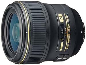 Nikon 単焦点レンズ AF-S NIKKOR 35mm f/1.4G フルサイズ対応