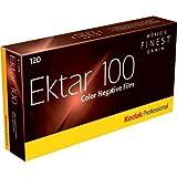 Kodak カラーネガティブフィルム プロフェッショナル用  エクター100 120 5本パック 8314098 画像