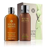 モルトンブラウン新鮮な黒コショウのギフトセット - Molton Brown Fresh Black Pepper Gift Set [並行輸入品]