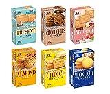 森永製菓 ビスケット&クッキー 各種6種類セット