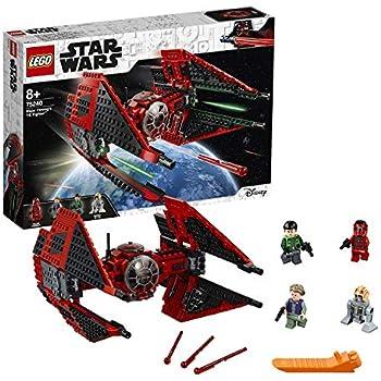 レゴ(LEGO) スター・ウォーズ ヴォンレグ少佐のタイ・ファイター(TM) 75240