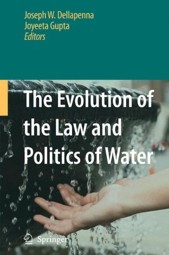 The Evolution of the Law and Politics of Waterの詳細を見る