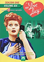 I Love Lucy: Season 1 Vol 6 [DVD] [Import]