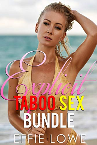 Explicit Taboo Sex Bundle: Rough Erotika Kindle Books (English Edition)