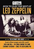 Amazon.co.jpHow to Play the Best of Led Zeppelin: The Ultimate DVD Guide! (Guitar World)