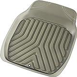 Best 車のマット - ボンフォーム カーマット 3Dプライム 防水 バケット スモーク フロント1枚 46x60cm Review