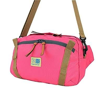カリマーVTヒップバッグB  ピンク  Karrimor VT hip bag B Pink