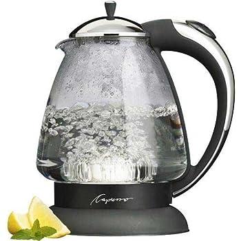 カプレッソ社グラス電気ケトル(やかん) H2O PLUS 259 Capresso Glass Electric Kettle