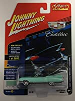 Johnny Lightning JLCG007 Classic Gold Version A 1959 Cadillac Eldorado Convert [並行輸入品]