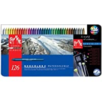 Caran d'Ache Classic Neocolor II Water-Soluble Pastels, 126 Colors and Accessories by Caran d'Ache [並行輸入品]