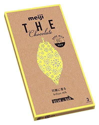 明治 明治ザ・チョコレート可憐に香るブリリアントミルク 50g×10箱