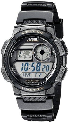『【並行輸入品】CASIO SPORTS DIGITAL カシオ スポーツ デジタル AE-1000W-1A』のトップ画像