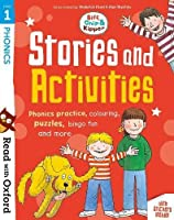 Read with Oxford: Stage 1: Biff, Chip and Kipper: Stories and Activities: Phonics practice, colouring, puzzles, bingo fun and more