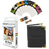 Polaroid 2x3 inch Premium ZINK Photo Paper (50 Sheets)(Compatible With Polaroid Snap Touch Zip Z2300) [並行輸入品]