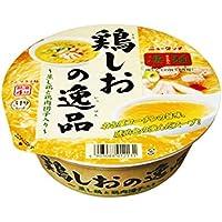 ニュータッチ 凄麺鶏しおの逸品 114g