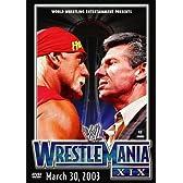WWE レッスルマニア19 [DVD]