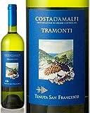 コスタ・ダマルフィ・トラモンティ・ビアンコ[2012]サン・フランチェスコ(白ワイン)[Y]
