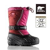 (ソレル) SOREL スノーブーツ・冬靴 ユースフルーリー NY1885 RD/660 25 SOREL(ソレル)