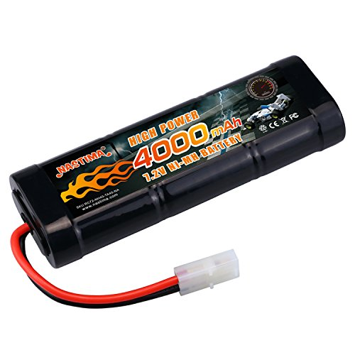 NASTIMA 7.2v ニッケル水素バッテリー 超大真の容...