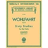 Franz Wohlfahrt: Schirmer Library of Classics Volume 2046