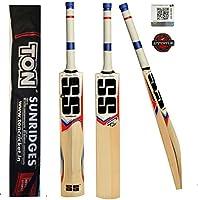SS t20電源Kashmir Willow Cricket Bat by Sunridgesフルサイズショートハンドル