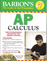 Barron's AP Calculus with CD-ROM (Barron's Study Guides)