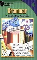 Grammar, Grade 4: A Step-by-step Approach (Homework Booklets)