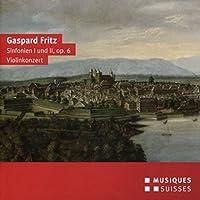 Sinfonia Nos. I & 2 - Violinkonzert